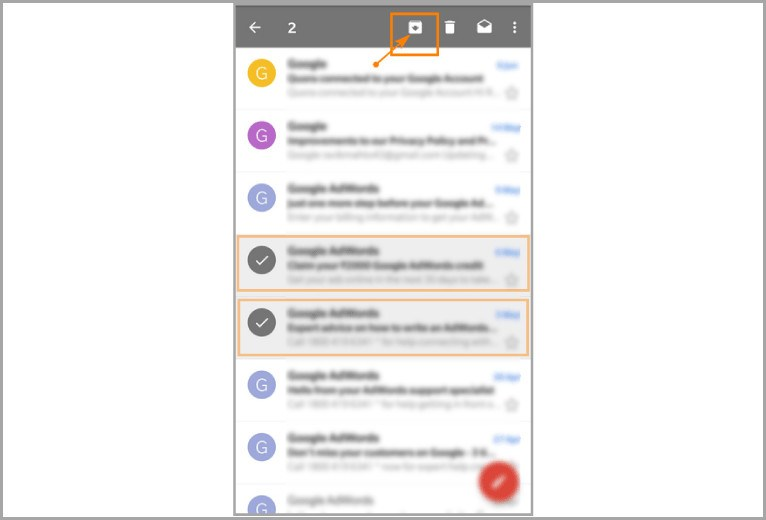 How to Archive All Emails in Gmail (with Pictures)