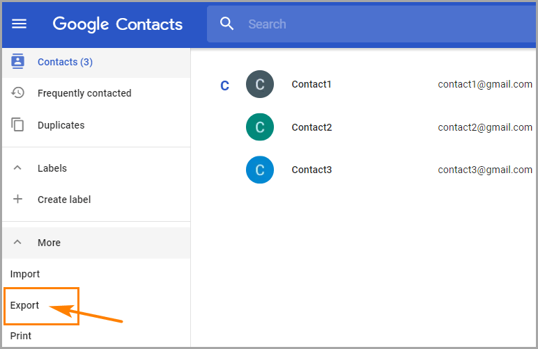 How to Import Gmail Contacts to Outlook (with Pictures)