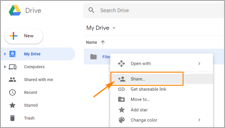 How to Transfer Ownership of Files and Folders in Google Drive