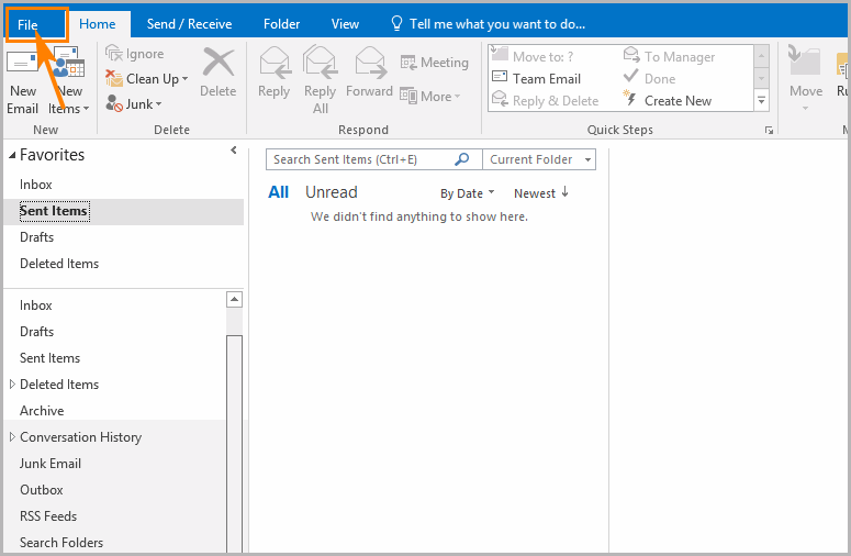 How to Import PST File in Outlook (Step by Step)